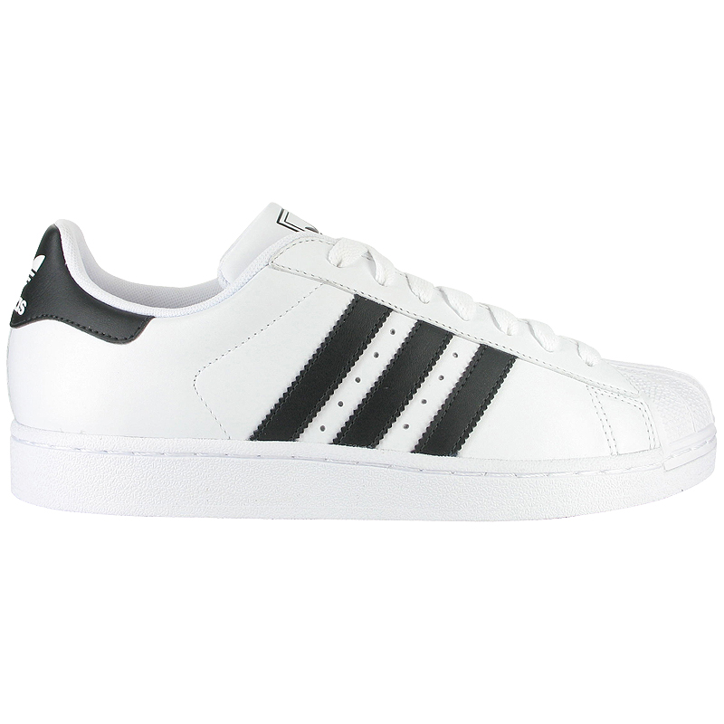 neu adidas superstar ii weiss damen u herren sneaker. Black Bedroom Furniture Sets. Home Design Ideas