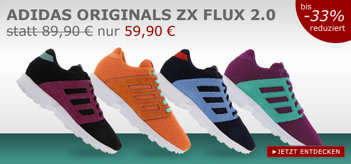 adidas Originals ZX Flux 2.0 bei SP24.com