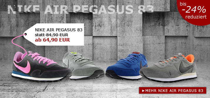 Nike Air Pegasus bei SP24.com