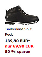 Timberland Split Rock